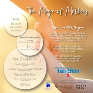 The Magic Of Mothers Perth